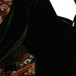 Studio 1940 Dresses - 2 piece velvet dress